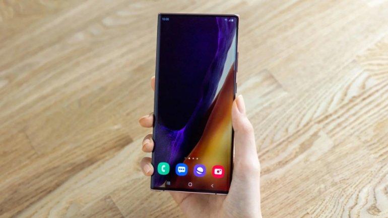 Samsung'dan Ekran Altı Kamera İçin Dev Bir Adım Daha