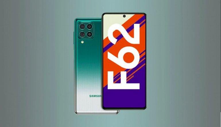 Samsung'dan Sürpriz Telefon: Samsung Galaxy F62 Resmi Olarak Tanıtıldı