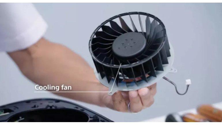 Sony, PlayStation 5'in Soğutmasını Sağlayacak Fanını Uzaktan Kontrol Edecek