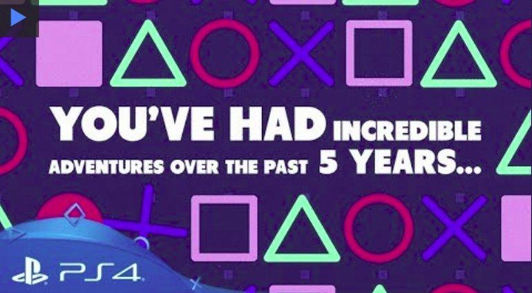 Sony'den PS4 Kullanıcılarına Hediye