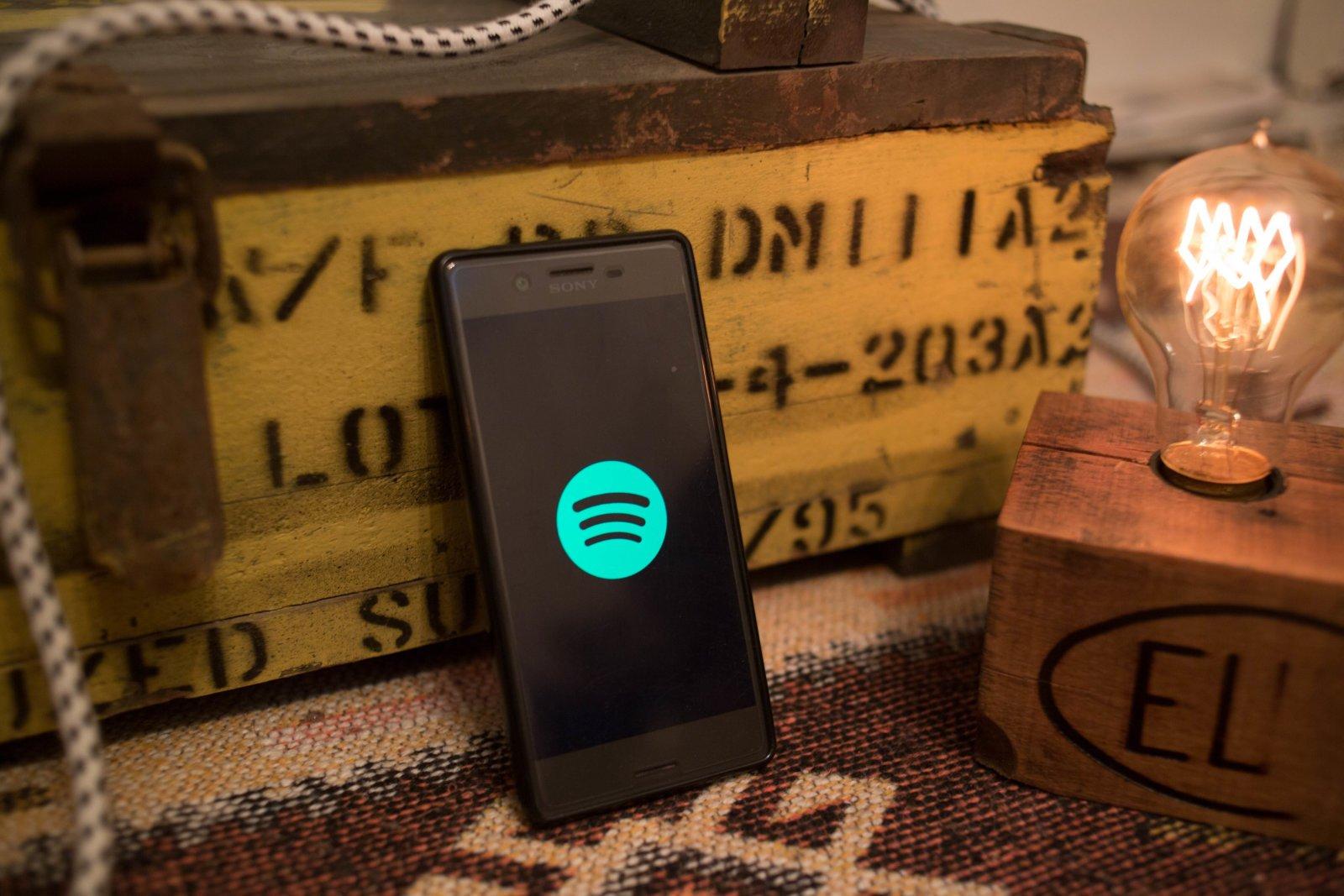 Spotify, Patent İhlali Davasında Anlaşmaya Vardı