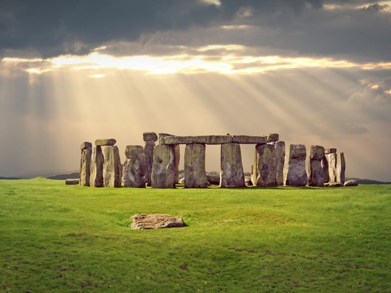 Stonehenge'nin sesleri yükseltmek için tasarlandığı ortaya çıktı!
