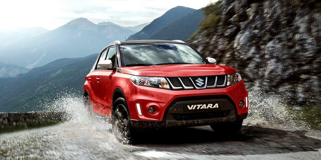 Suzuki, SUV segmentindeki Vitara için şubat kampanyasını duyurdu