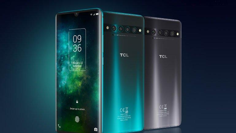TCL 10 Pro Satışa Çıktı! İşte TCL 10 Pro Özellikleri ve Fiyatı!