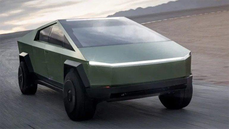 Tesla Cybertruck'tan Hummer'a: İşte, Merakla Beklenen 7 Elektrikli Kamyonet