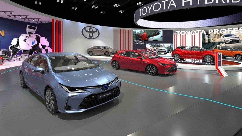 Toyota, Yeni Hibritleriyle Gövde Gösterisi Yaptı!