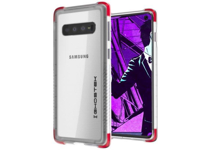 Üç Arka Kameralı Galaxy S10+ Sızdı