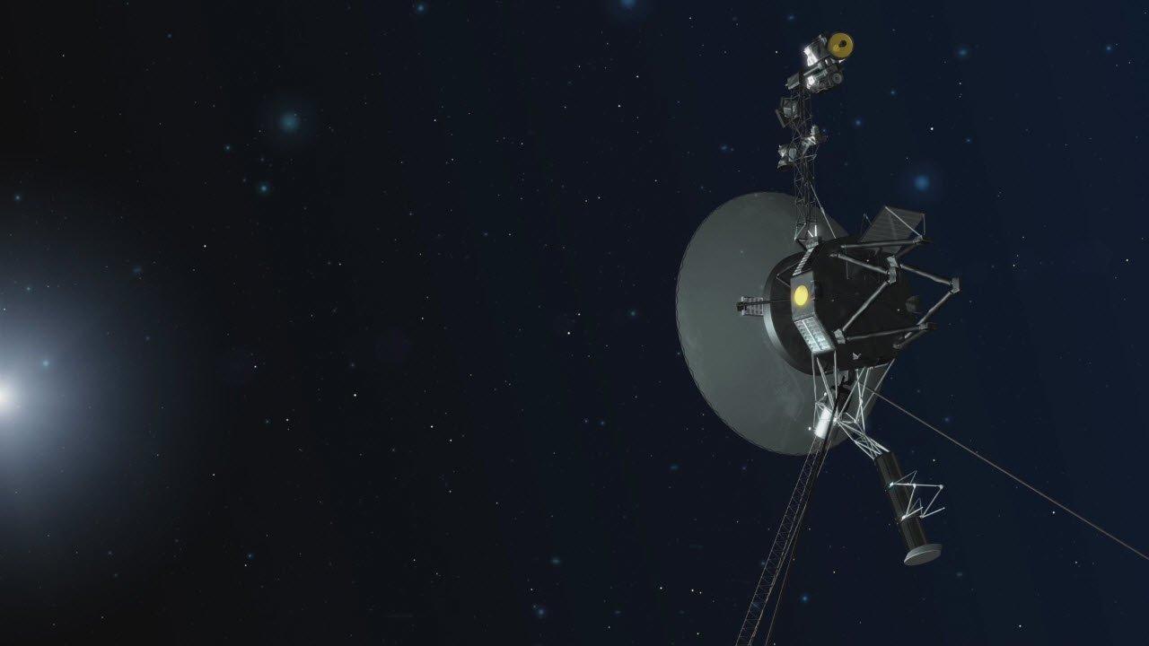 Voyager 2 Yıldızlarası Uzaya Adım Attı
