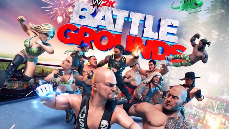 WWE 2K Battlegrounds İnceleme