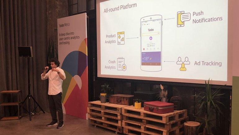Yandex Metrica, Kullanıcı Verilerini Analiz Ediyor