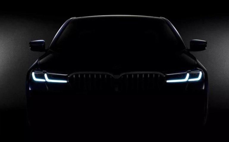 Yeni BMW 5 Serisi Ortaya Çıkıyor; Geri Sayım Başladı
