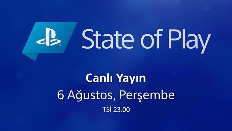 Yeni PlayStation 4 ve PSVR Oyunları State of Play'de Açıklanıyor