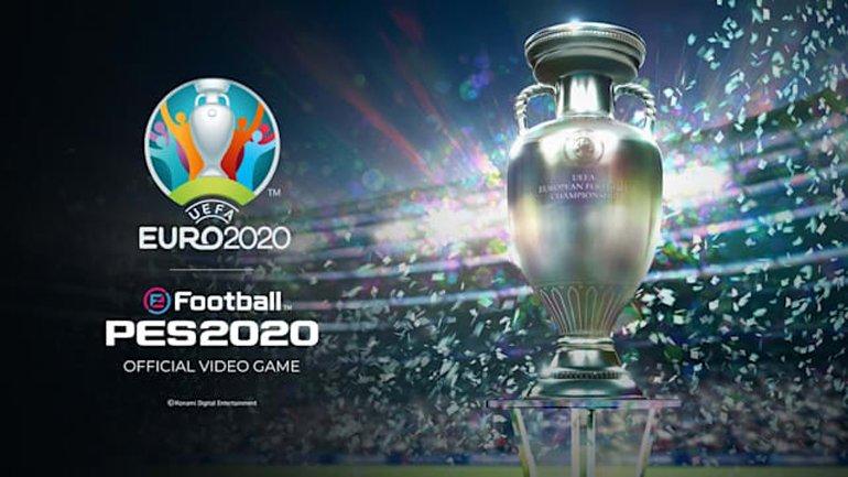 eFootball PES 2020 İçin EURO 2020 Güncellemesi Çok Yakında Geliyor