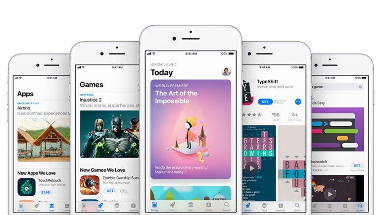 iOS'a Uygulama İçi Öğeleri Hediye Etme İşlevi!