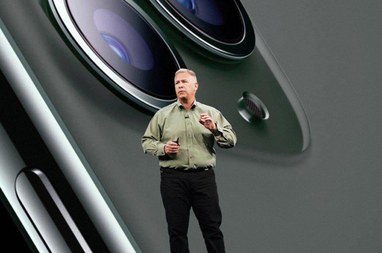 iPhone'un Yüzü Olarak Bilinen Phil Schiller'ın Apple'daki Görevi Değişti