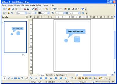 OpenOffice Çizim