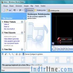 Windows Movie Maker Türkçe