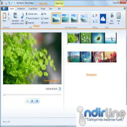 Windows Movie Maker Türkçe