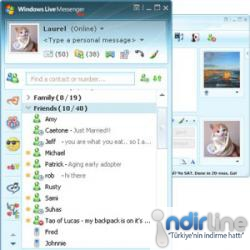 Windows Live Messenger (Türkçe)